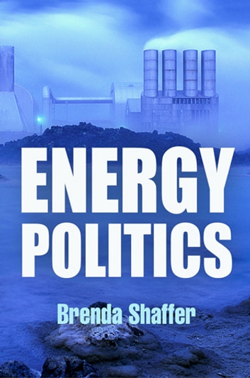 Energy Politics ebook by Brenda Shaffer