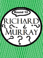 Richard Murray Thoughts Round 12 ebook by Richard Murray