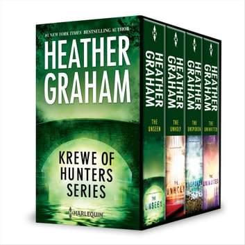 Heather Graham Krewe of Hunters Series Volume 2 - The Unseen\The Unholy\The Unspoken\The Uninvited ebook by Heather Graham