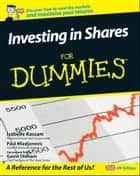 Investing in Shares For Dummies ebook by Isabelle Kassam, Paul Mladjenovic