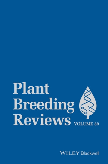Plant Breeding Reviews ebook by