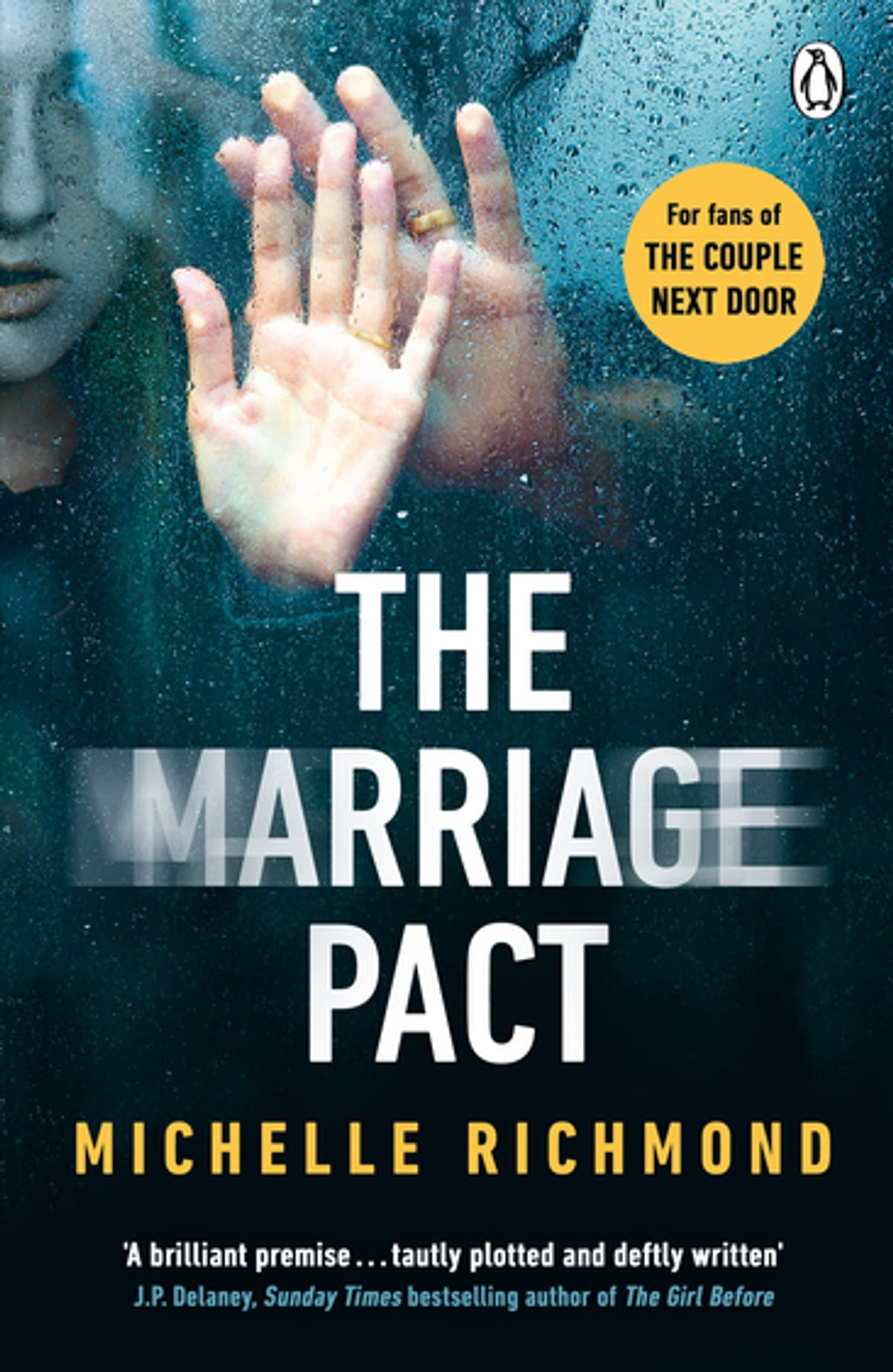 The Marriage Pact Ebook By Michelle Richmond