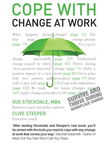 Cope with Change at Work: Teach Yourself Ebook Epub ebook by Sue Stockdale
