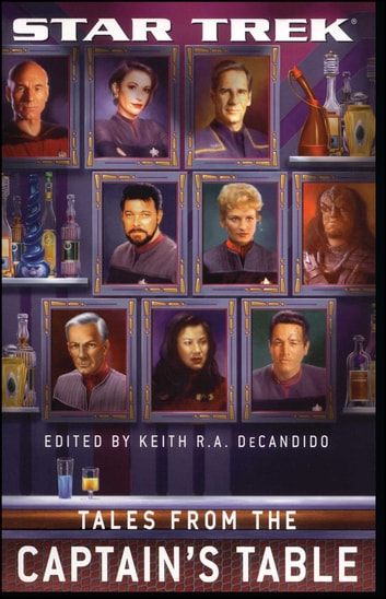Star Trek: Tales From the Captain's Table ebook by