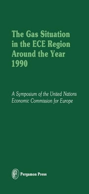 The Gas Situation in the ECE Region Around the Year 1990: Proceedings of an International Symposium of the Committee on Gas of the Economic Commission ebook by Zhou, Yong