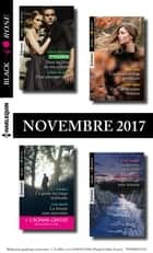8 romans Black Rose + 1 gratuit (n°450 à 453 Novembre 2017) ebook by Collectif