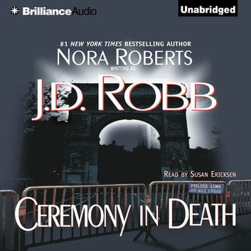 Ceremony in Death audiobook by J. D. Robb