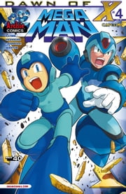 "Mega Man #40 ebook by Ian Flynn,Patrick ""SPAZ"" Spaziante,John Workman,Jamal Peppers,Gary Martin,Matt Herms"