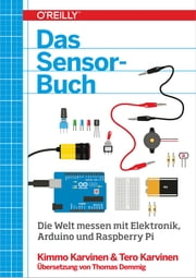 Das Sensor-Buch ebook by Kimmo Karvinen,Tero Karvinen