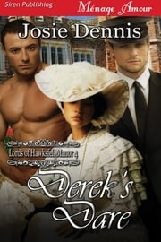 Derek's Dare ebook by Josie Dennis