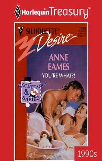 You're What?! ebook by Anne Eames