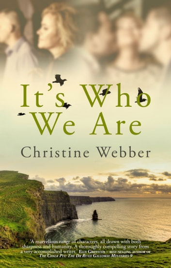 It's Who We Are ebook by Christine Webber