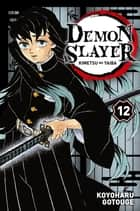 Demon Slayer T12 ebook by Koyoharu Gotouge