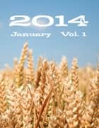 2014 January Vol. 1 ebook by Pure Slush