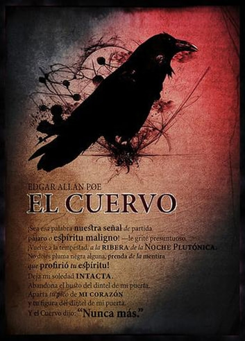 El Cuervo (Version Ilustrada) ebook by Edgar Allan Poe