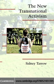 The New Transnational Activism ebook by Tarrow,Sidney