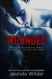 Wounded ebook by Jasinda Wilder