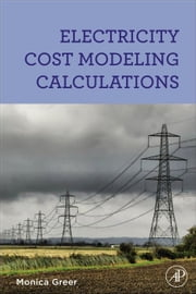 Electricity Cost Modeling Calculations ebook by Monica Greer