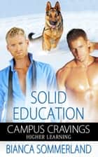 Solid Education ebook by Bianca Sommerland