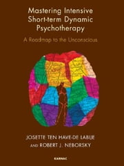 Mastering Intensive Short-Term Dynamic Psychotherapy: Roadmap to the Unconscious - Roadmap to the Unconscious ebook by Robert J. Neborsky,Josette ten Have-de Labije