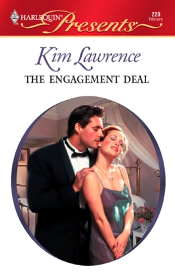 The Engagement Deal ebook by Kim Lawrence