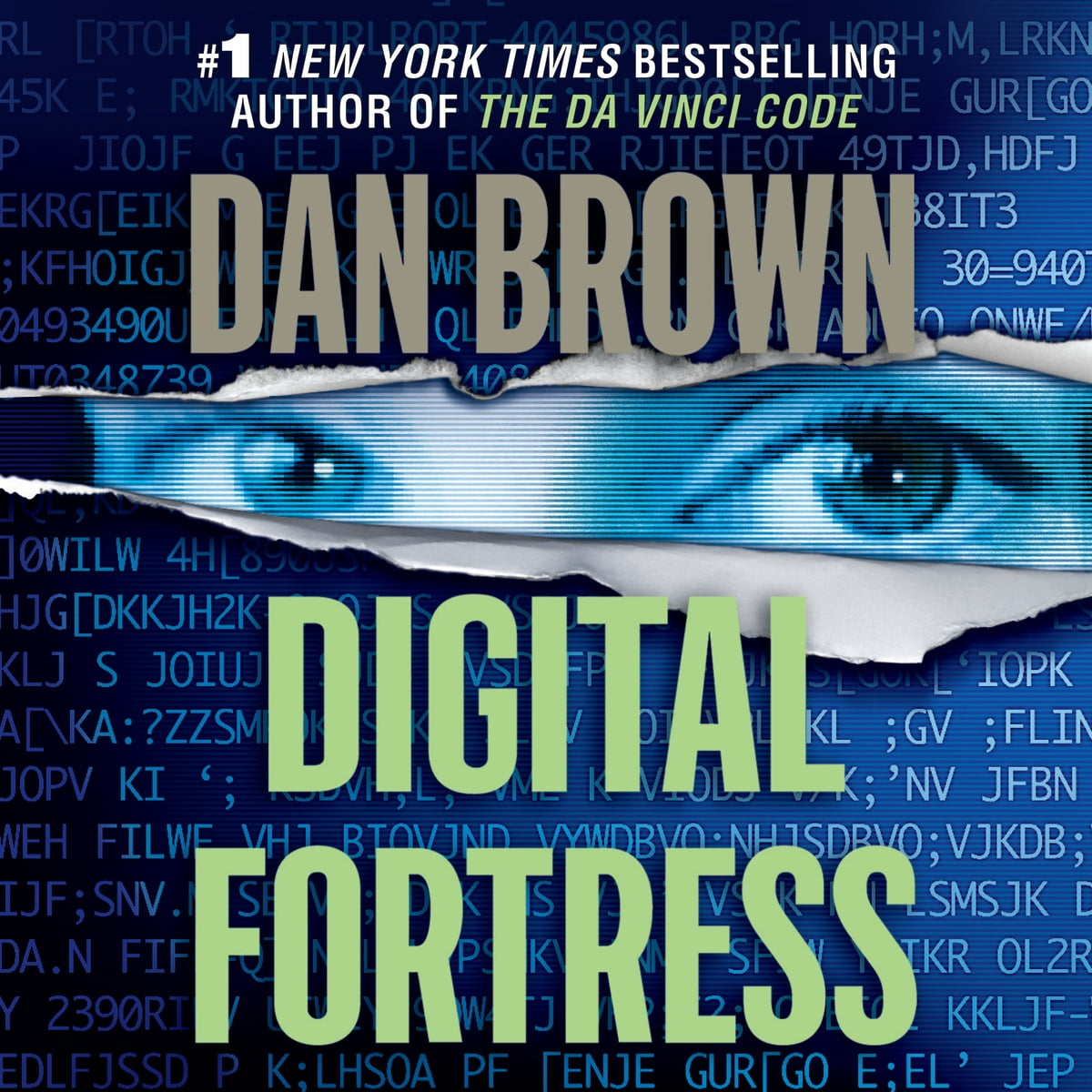 Digital fortress audiobook by dan brown 9781593973971 rakuten kobo buycottarizona