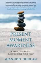 Present Moment Awareness - A Simple, Step-by-Step Guide to Living in the Now ebook by Shannon Duncan