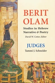 Berit Olam: Judges ebook by Tammi  J. Schneider