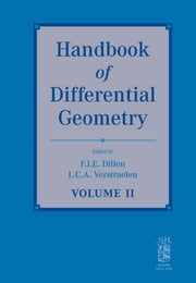 Handbook of Differential Geometry ebook by Dillen, Franki J.E.