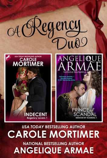 A Regency Duo ebook by Angelique Armae,Carole Mortimer