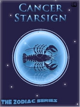 Cancer Starsigns: The Zodiac Series ebook by Elsie Partridge