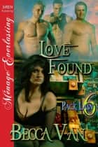 Love Found ebook by