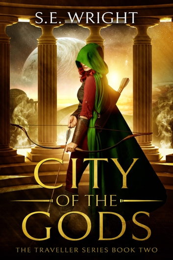 City of the Gods ebook by S.E. Wright
