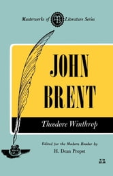John Brent ebook by Theodore Winthrop