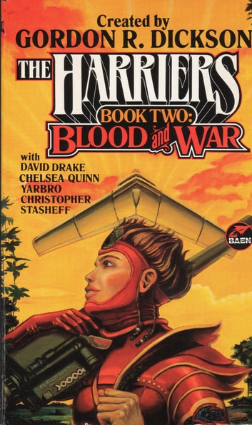 The Harriers Book Two: Blood and War ebook by David Drake,Chelsea Quinn Yarbro,Christopher Stasheff,Gordon R. Dickson