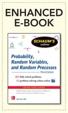 Schaum's Outline of Probability, Random Variables, and Random Processes, 3/E ebook by Hwei P Hsu