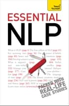 Essential NLP: Teach Yourself ebook by Amanda Vickers,Steve Bavister