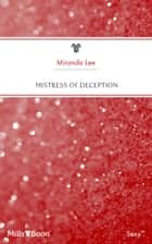 Mistress Of Deception ebook by Miranda Lee