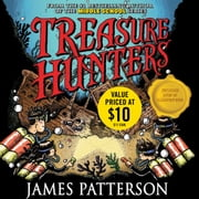 Treasure Hunters audiobook by James Patterson, Chris Grabenstein