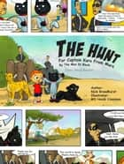 The Hunt For Captain Kuro From Mars By The Men In Black Comic Strip Booklet ebook by Nick Broadhurst