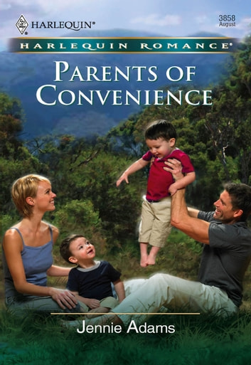 Parents of Convenience ebook by Jennie Adams
