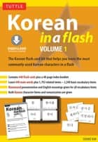 Korean in a Flash Kit Ebook Volume 1 - (Downloadable Audio Included) ebook by Soohee Kim