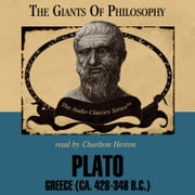 Plato - Greece (ca. 428-348 BC) audiobook by Prof. Berel Lang, Pat Childs