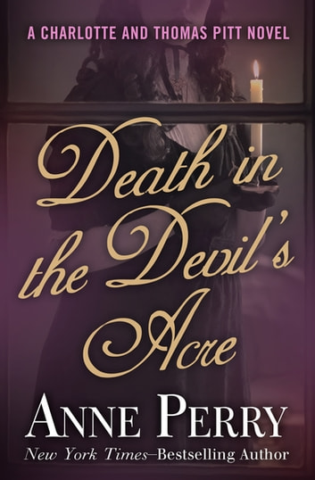 Death in the Devil's Acre ebook by Anne Perry