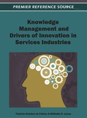Knowledge Management and Drivers of Innovation in Services Industries ebook by Patricia Ordóñez de Pablos,Miltiadis D. Lytras