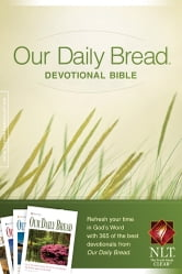 Our Daily Bread Devotional Bible NLT ebook by Tyndale,RBC Ministries