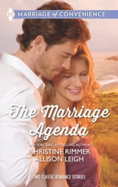 The Marriage Agenda - The Marriage Conspiracy\The Billionaire's Baby Plan ebook by Christine Rimmer,Allison Leigh