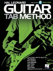 Hal Leonard Guitar Tab Method - Book 3 ebook by Jeff Schroedl