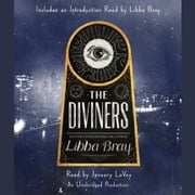 The Diviners audiobook by Libba Bray