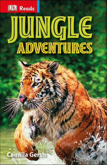 Jungle Adventures ebook by Camilla Gersh